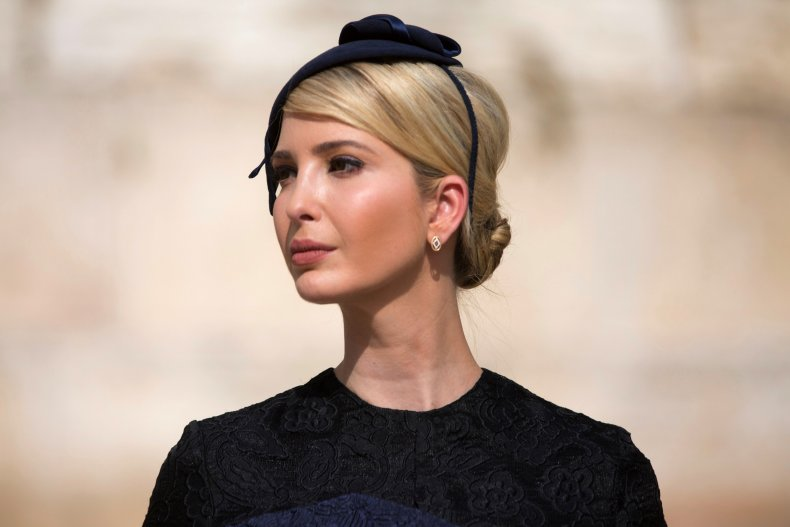 Ivanka Trump Savior Esther
