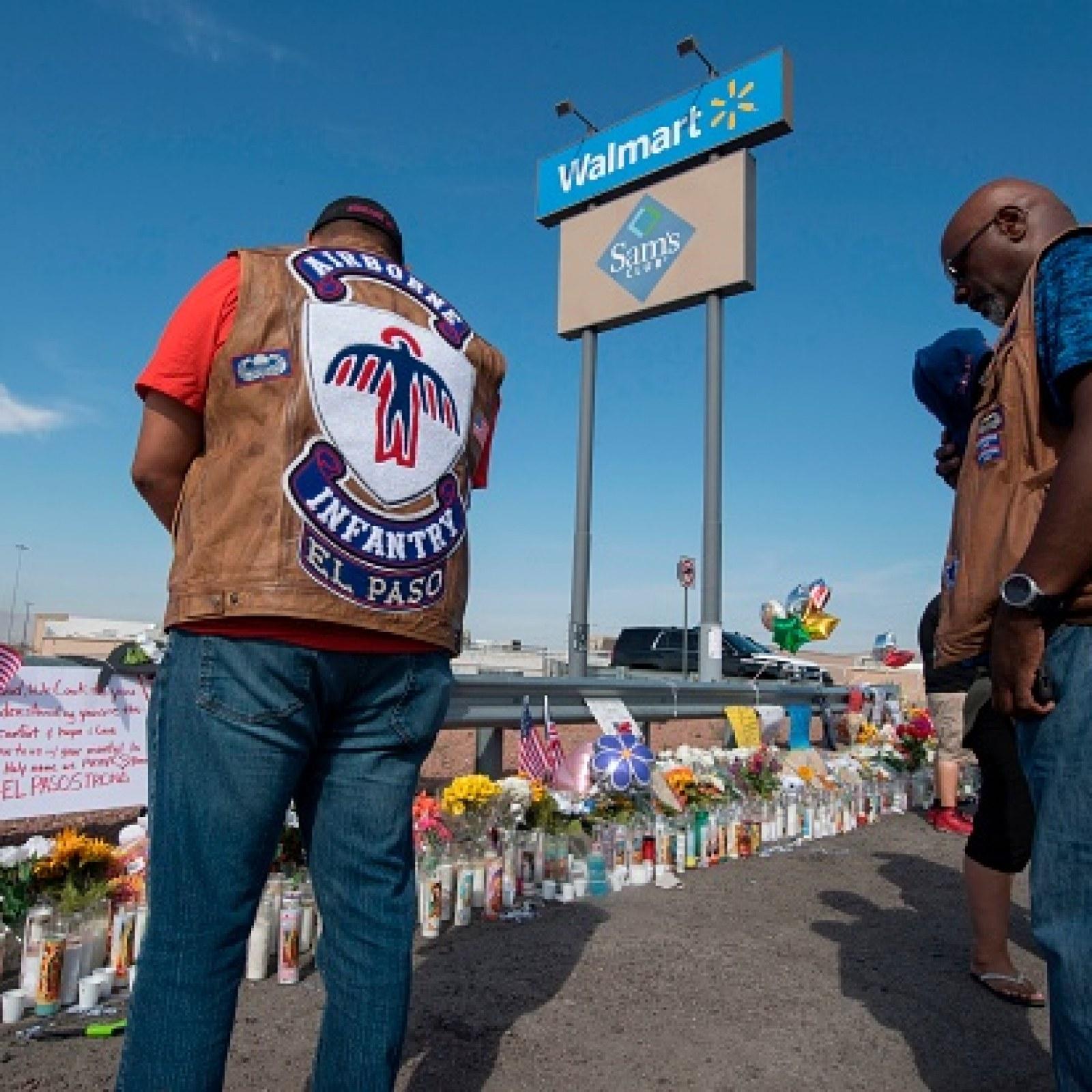 Despite Two Shootings in One Week, Walmart Says It Has No