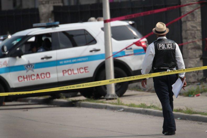 chicago weekend shootings gun violence