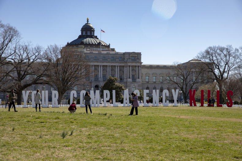 gun control shootings texas ohio college democrats