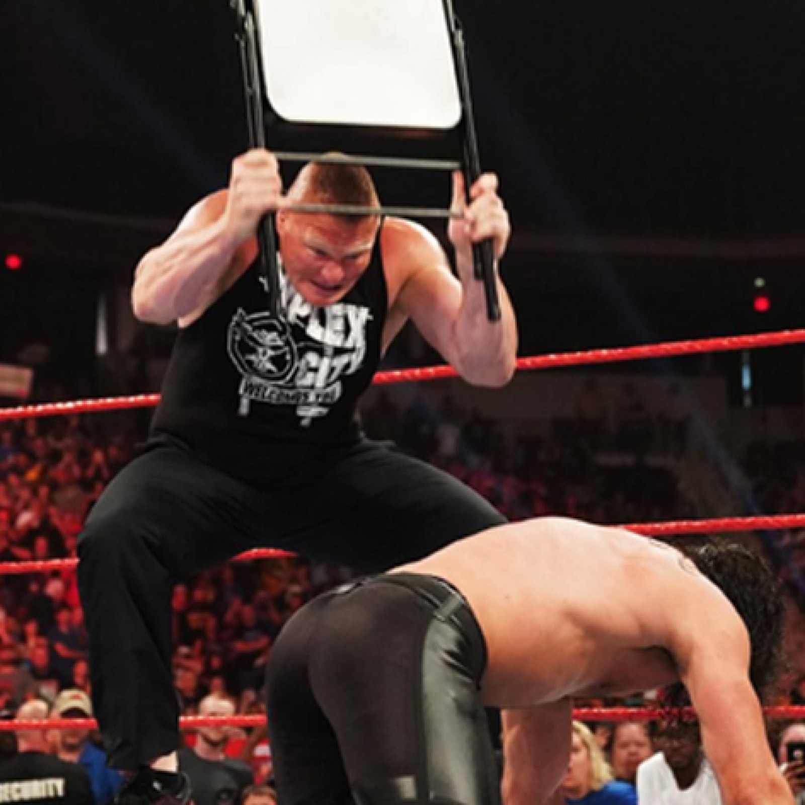 WWE Monday Night RAW Results: Will Seth Rollins and Brock Lesnar