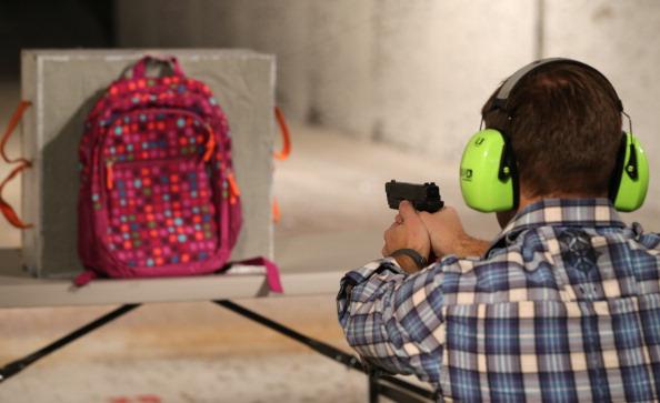 Bulletproof backpack sales soar after deadly mass shootings