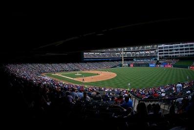 Globe Life Park Arlington Texas Rangers
