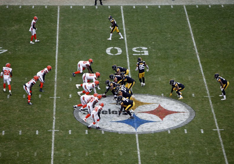 Pittsburgh Steelers, Cleveland Browns