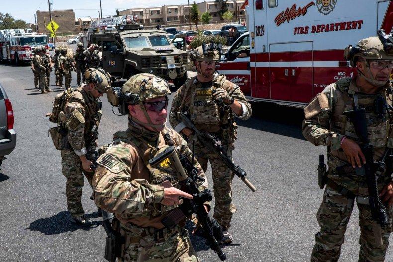 El Paso Texas shooting Walmart