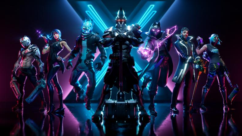 Fortnite Season 10 Key Character Art