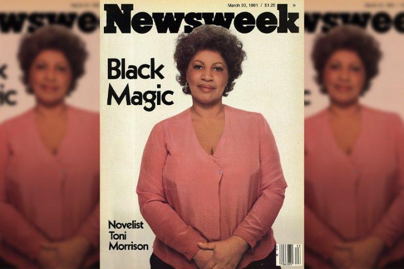 toni morrison newsweek
