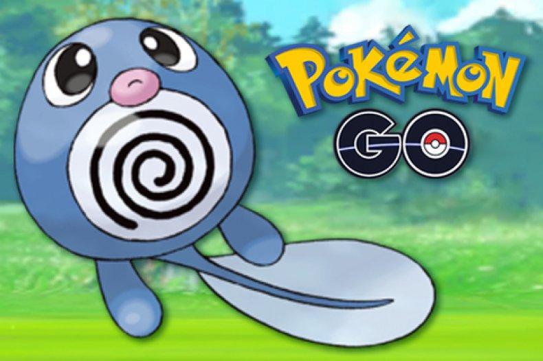 pokemon go shiny poliwag