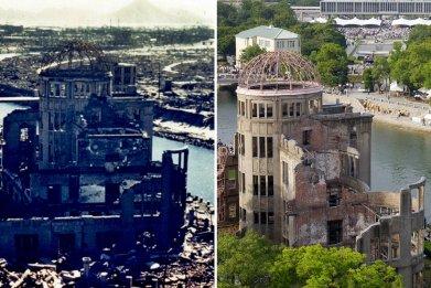 japan hiroshima atomic bomb anniversary