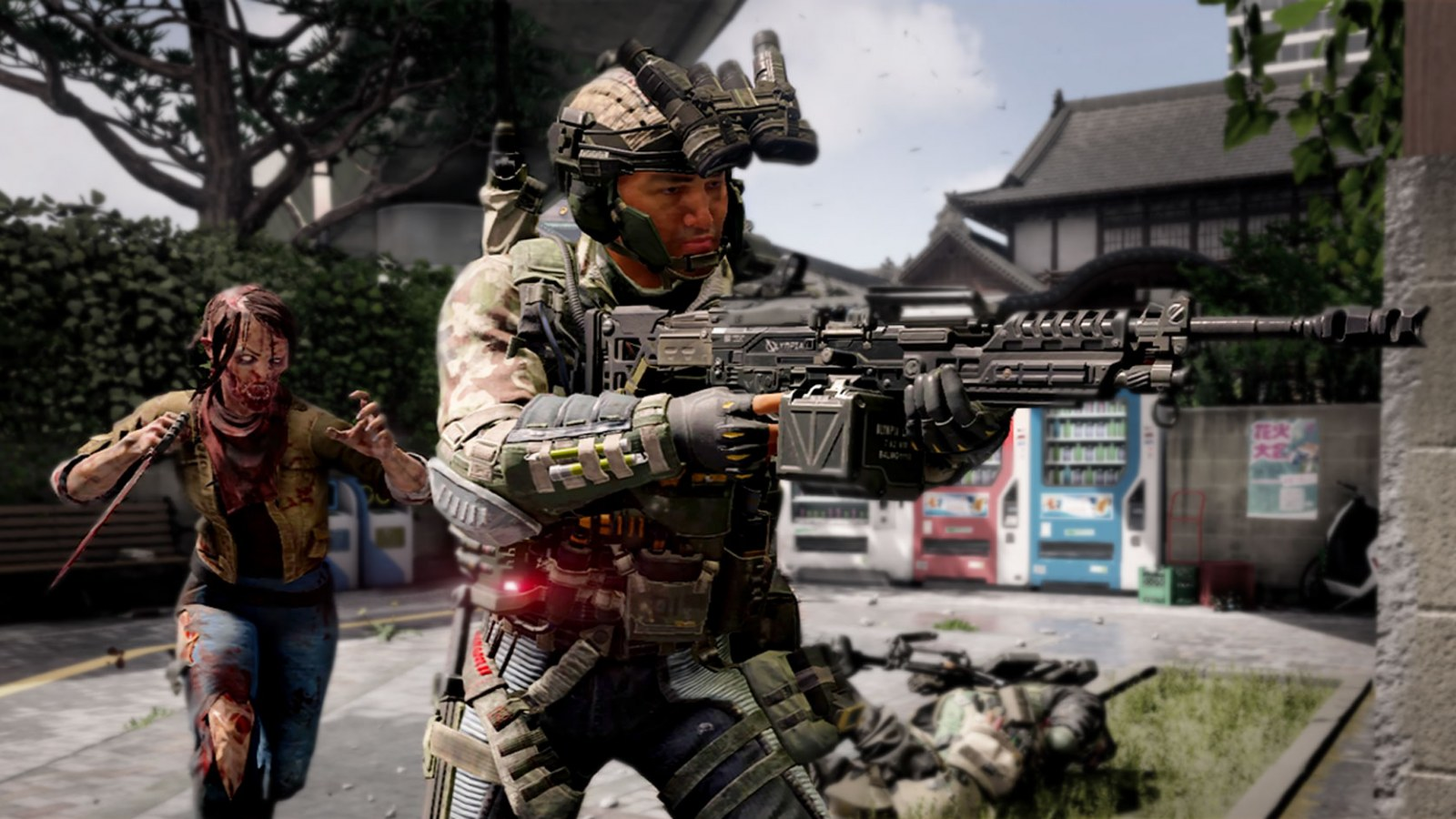 Call of Duty: Black Ops 4' Update 1 22 Adds Pandemic Mode