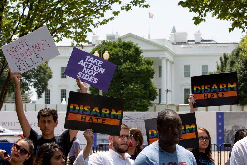 protesters demand action gun violence lawmakers