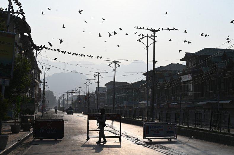 india kashmir border unrest clashes