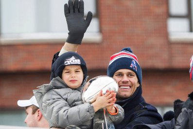 Tom Brady Struggled When His Son Didn't Show Interest in Sports Because 'He's a Boy'