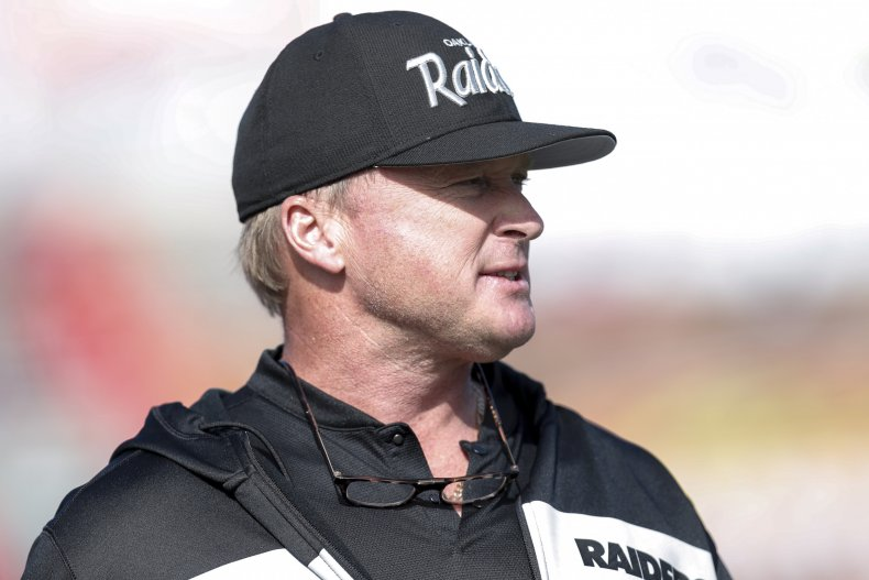 Jon Gruden, Oakland Raiders