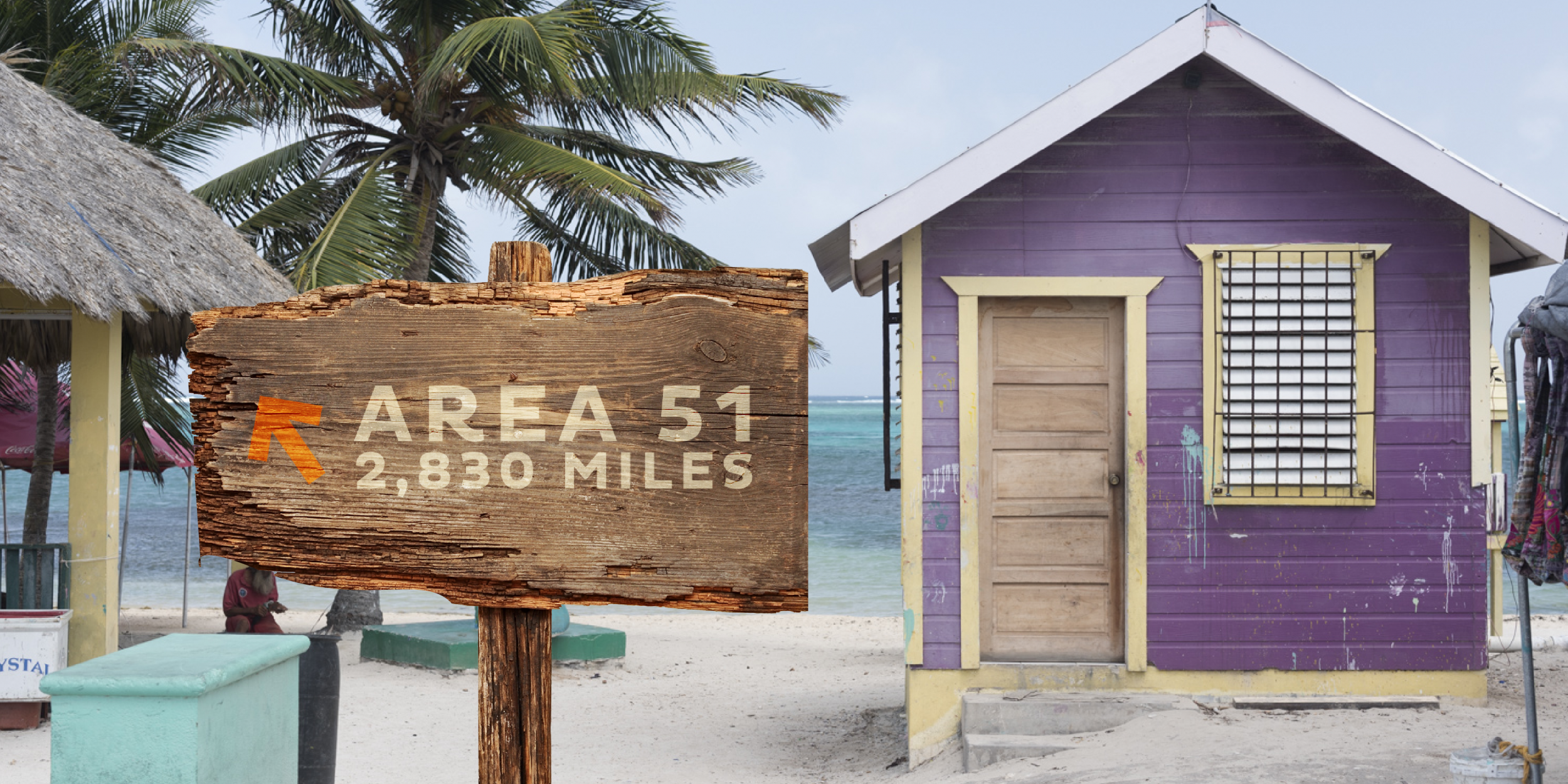 Belize Offers Free Vacations To Residents of Rachel, Nevada, During Area 51 'Raid'