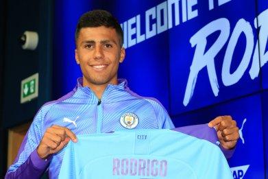 Rodri, Manchester City