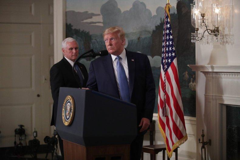 Trump Shootings Remarks