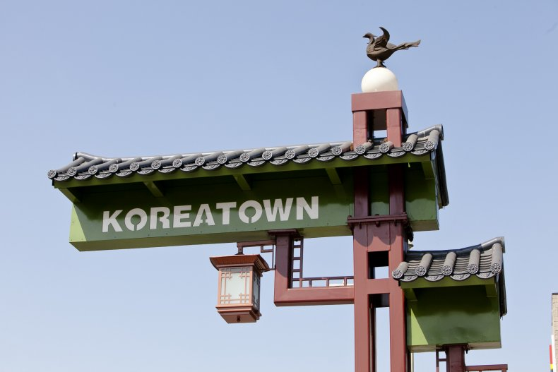 Koreatown Los Angeles