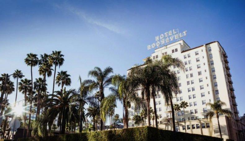 Hotel Roosevelt Los Angeles