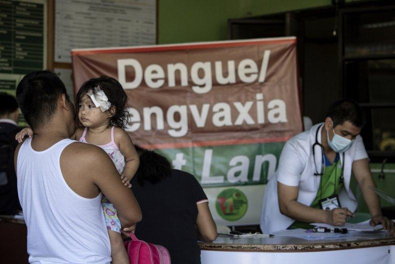 Dengue clinic Manila