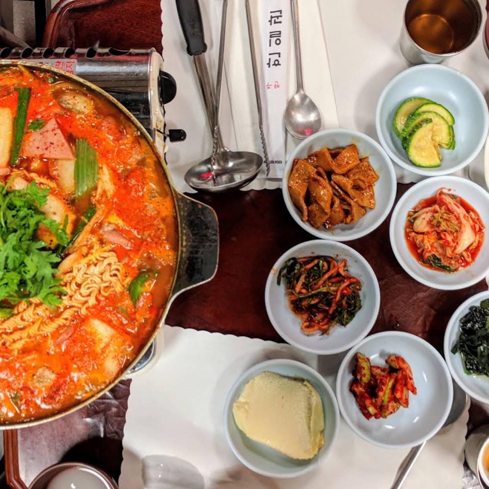 7 Best Restaurants In Los Angeles Koreatown