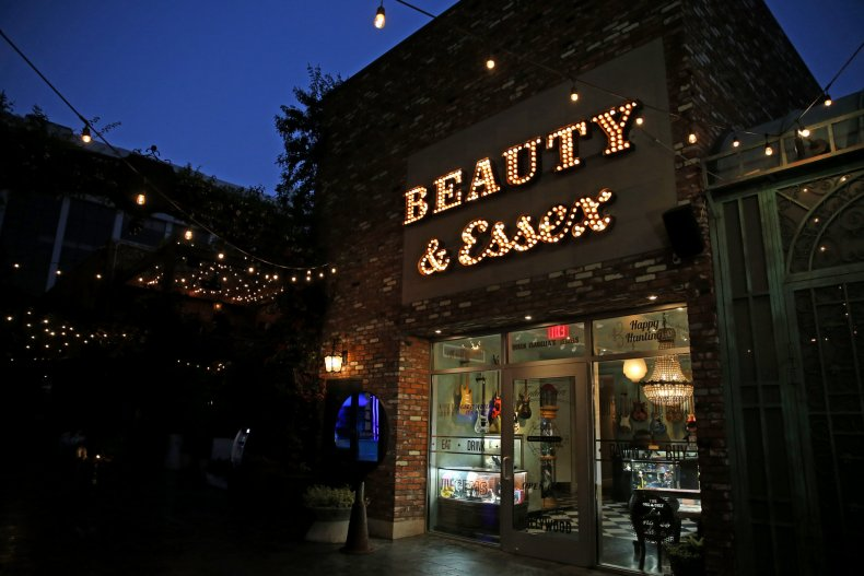Beauty and Essex Los Angeles