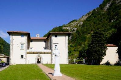 The Palazzo Mediceo in Tuscany