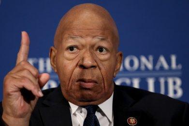 Elijah Cummings doubtful Republicans act gun control