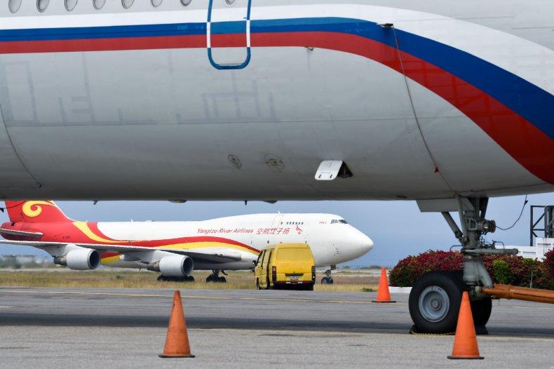 russia china venezuela aid maduro