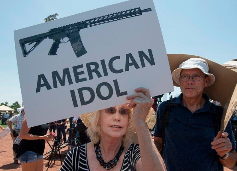 Walmart Guns and Ammo
