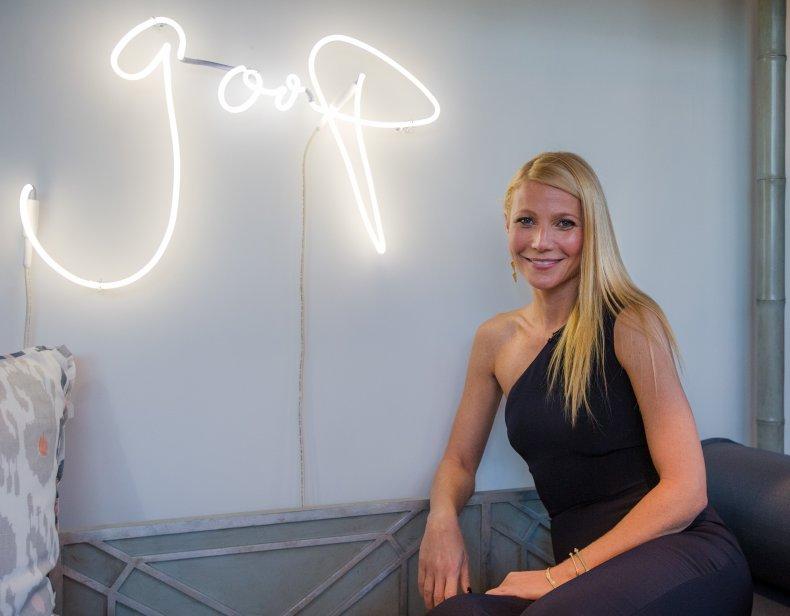 gwyneth paltrow, goop, vaginal steaming, getty,