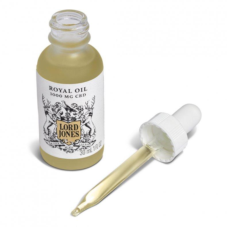 Lord Jones Royal Oil