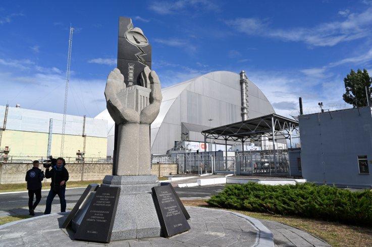 Chernobyl, New Safe Confinement