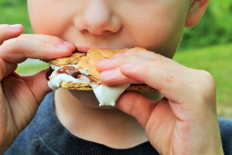 National Smore Day