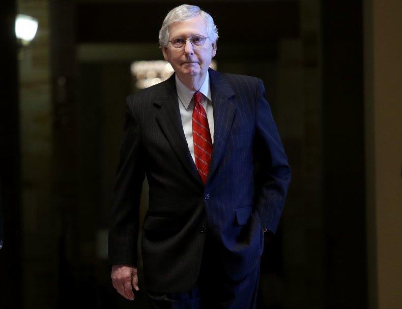 Republican ad Slams Mitch McConnell