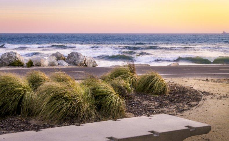El Porto Beach Los ANgeles