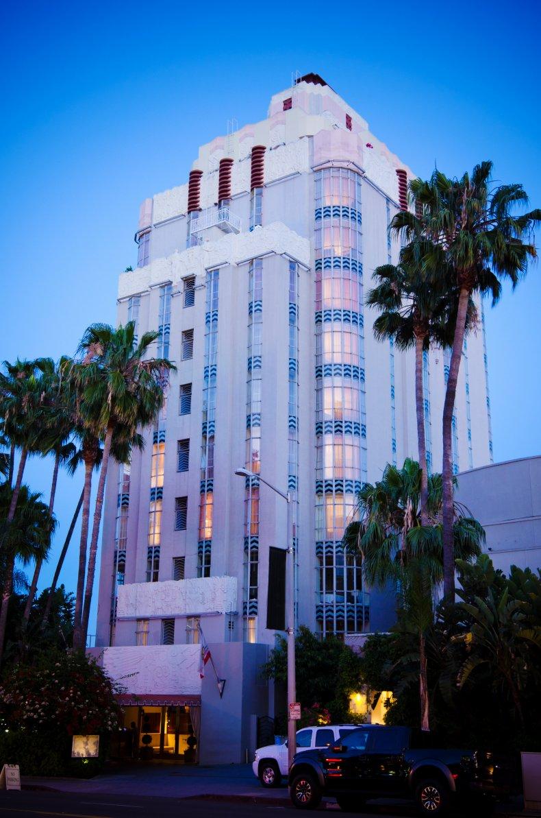 Sunset Tower Los Angeles