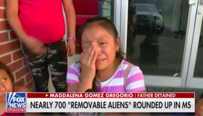 Mississippi child crying