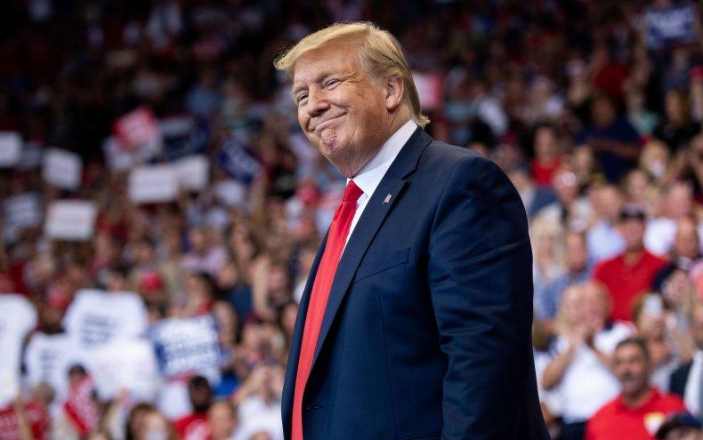 Donald Trump Cincinnati rally