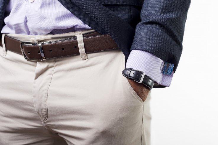 slacks, pants, trousers, belt, man, stock