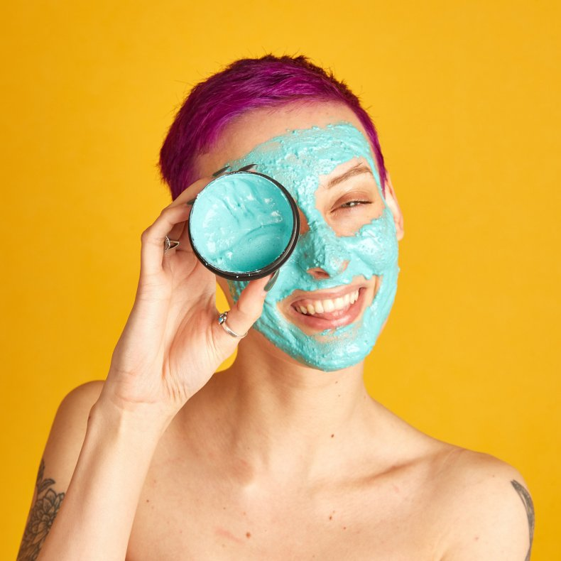 National Face Mask Day Lush