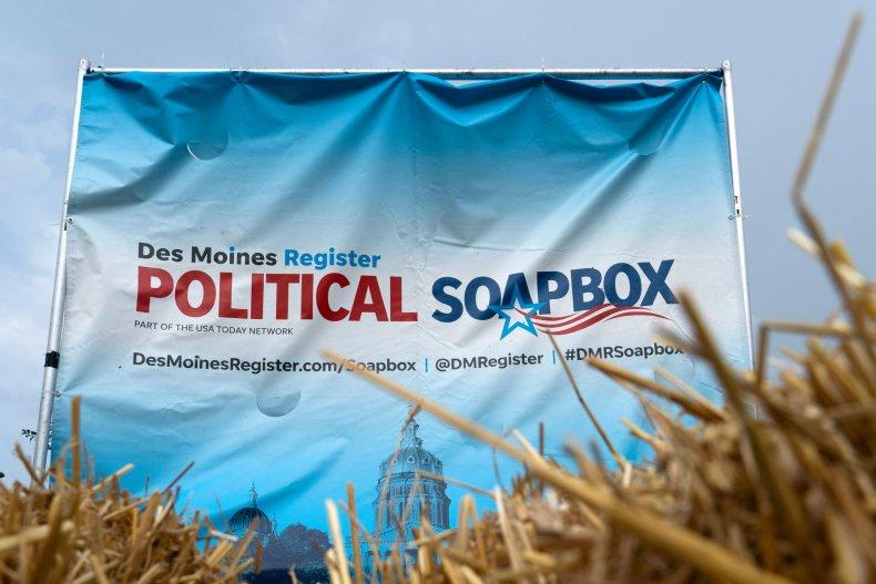 Iowa State Fair Soapbox Schedule