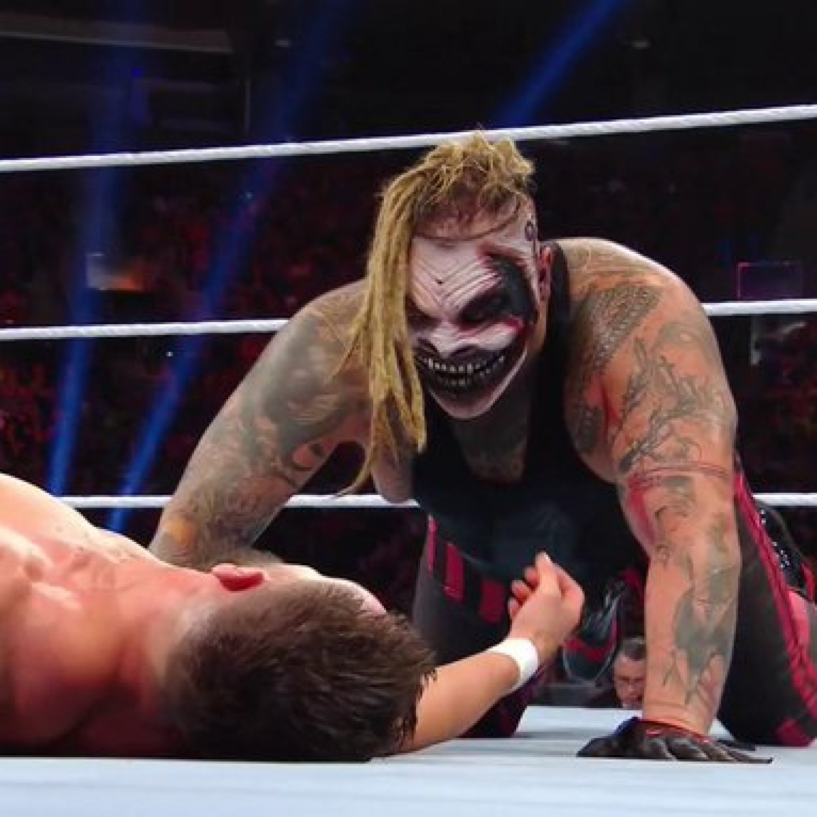 Bray Wyatt Debuts New Entrance and Song at SummerSlam
