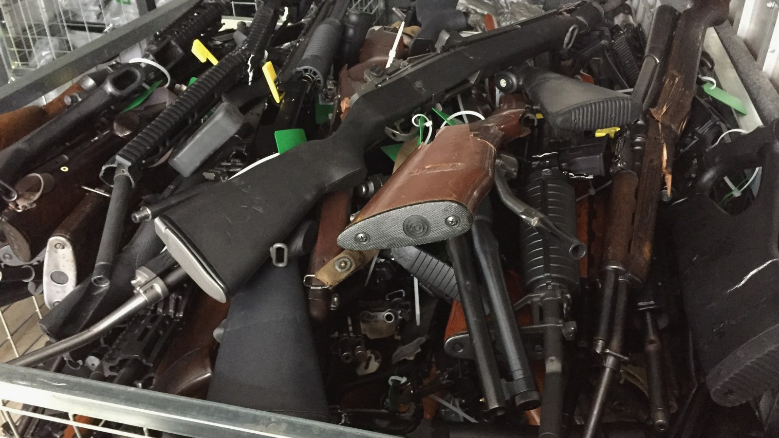 New Zealanders Have Returned More Than 10,000 Firearms Since