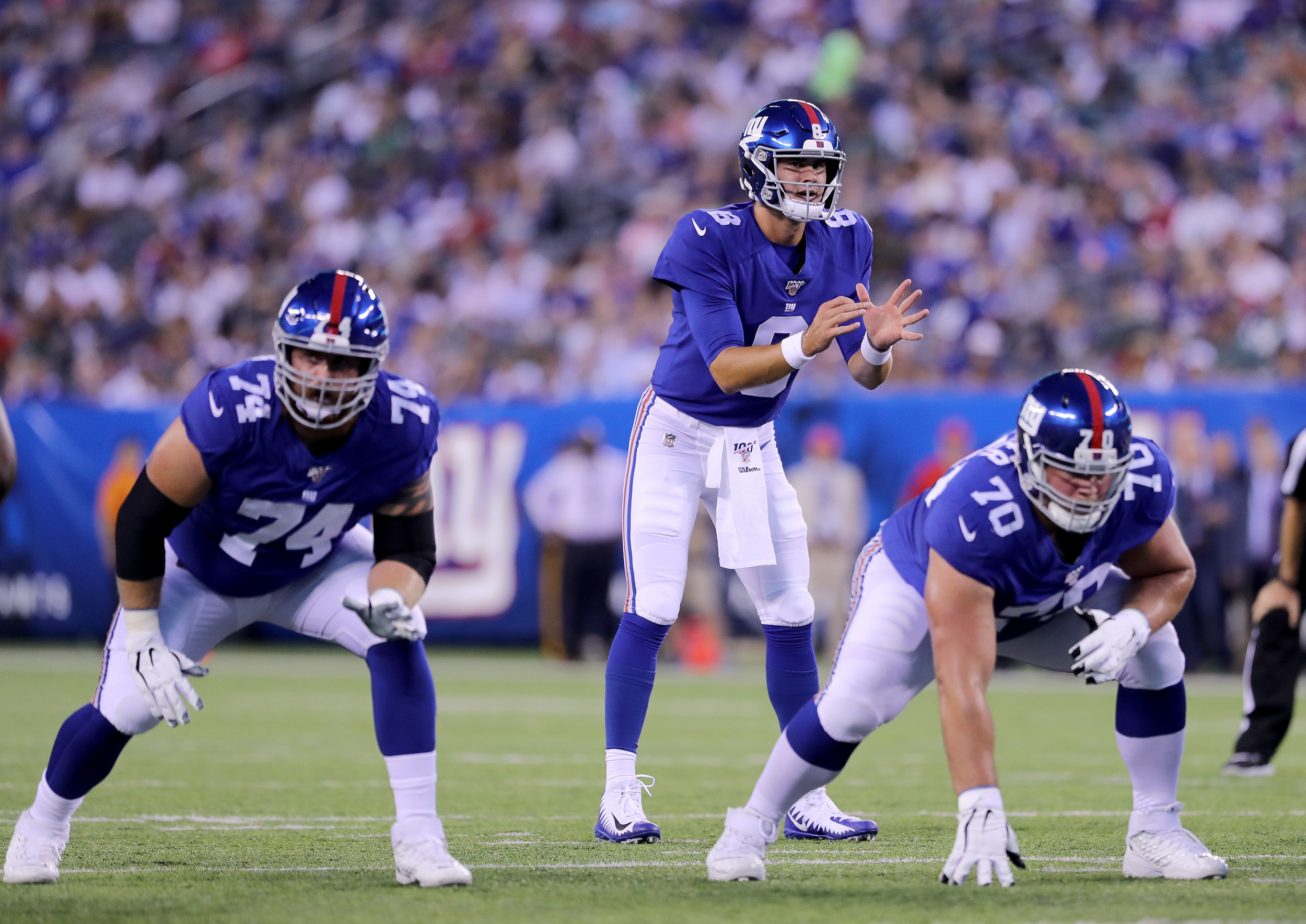 bebfafc2 NFL Preseason: Where to Watch Chicago Bears vs. New York Giants, TV ...