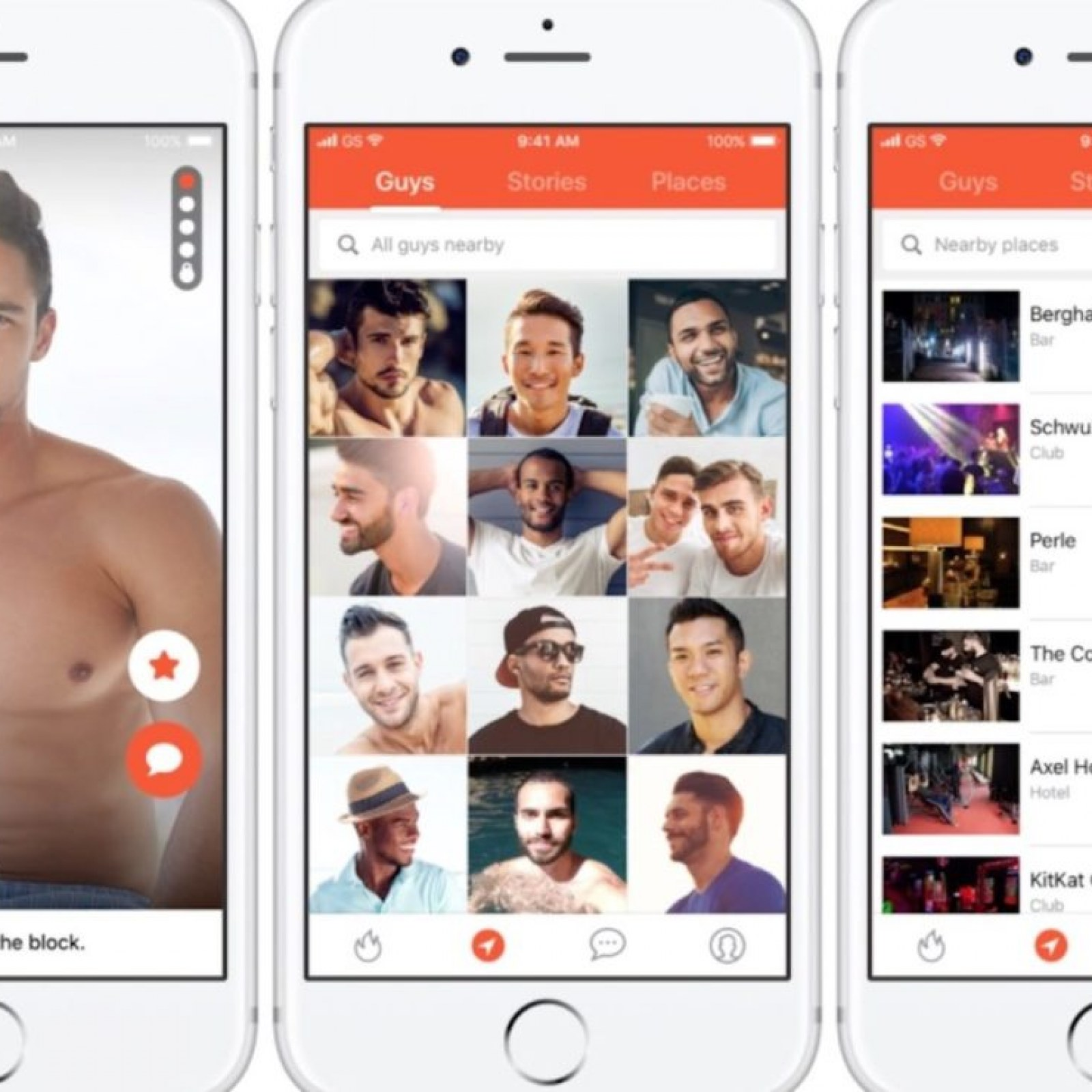Romeo Gay dating site