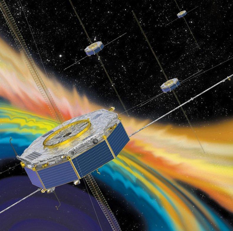 NASA, MMS