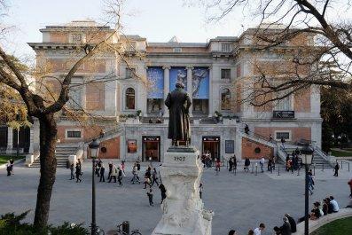 Prado Museum Spain
