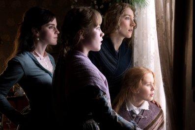 greta gerwig little women cast trailer 2019