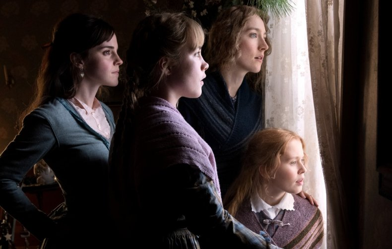 greta gerwig little women cast trailer 2019